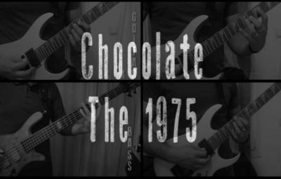 chocolate the 1975 cover lesson