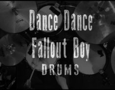 dance dance drums cover lesson
