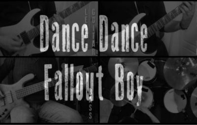 dance dance fall out boy lesson