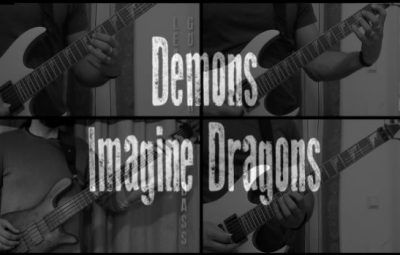 demons imagine dragons cover lesson