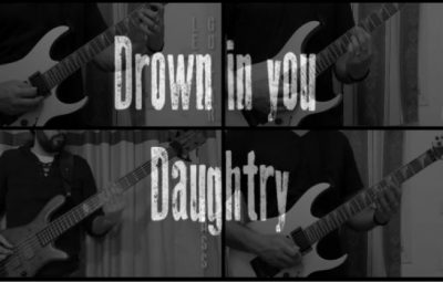 drown in you cover lesson