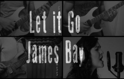 let it go james bay cover lesson
