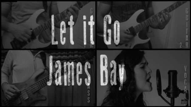 Ez Song Lessons » Let it go – James Bay [Guitar & Bass]