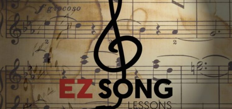 ez song lessons tabs