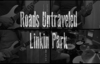 roads untraveled full band cover lesson