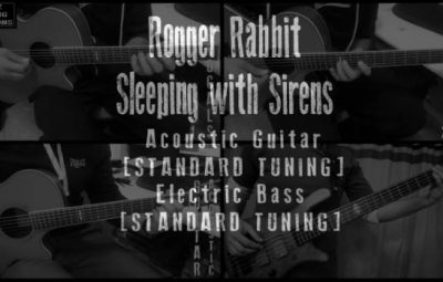rogger rabbit acoustic cover lesson