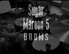 sugar drums cover lesson