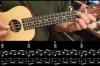 Cradle Song - Brahms' Lullaby [Chords Ukulele]