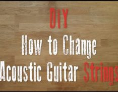 Guitar String Changing Tutorial - A Step by Step Guide
