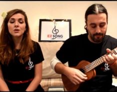 The Only Exception - Paramore Vocal & Ukulele