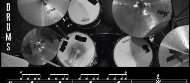 Where is my mind - The Cure DRUMS