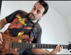 Μόνο Αυτό - Ξύλινα Σπαθιά bass cover lesson